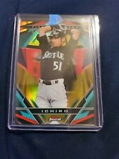 2020 Topps Finest ICHIRO SP Gold Refractor Finest Careers 34/50 #Fci-6