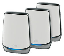NEW Sealed NETGEAR ORBI WIFI 6 TRI-BAND MESH AX6000 RBK853 RBK853-100NAS