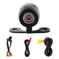 Universal Car Reversing Rear View Camera Wired Parking Bakcup HD Night Vision ZE