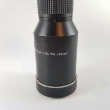 Panasonic VW-LT4350 46mm Screw Mount Tele Conversion Lens - Fantastic Condition