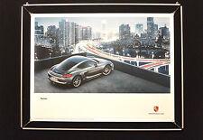 """Porsche Poster """"Cayman"""""""
