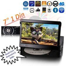 1 Din Autoradio Android 6.0 amovible 4G DVD SatNavi GPS DAB+TPMS OBD DVR 75790F