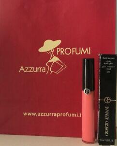Giorgio Armani Flash Lacquer Crystal Shine Gloss 520 Pink 6.5 ml