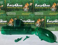 Trappola per talpe TalpOne - L'unico che utilizza un'esca viva-Conf.Sing.+Access