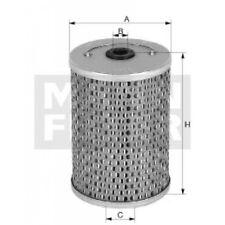 MANN-FILTER Fuel filter P 1018/1