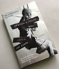 Th1rteen R3asons Why A Novel by Jay Asher Thirteen 13 Reasons She Killed Herself