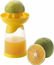 Triple Action Lemon Squeezer, Fruit Juicer, Liquid Sprayer
