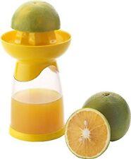 Triple Action Lemon Squeezer, Fruit Juicer, Liquid Sprayer