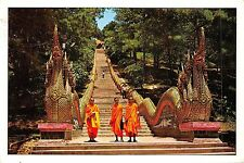 BF347 the dragon staircase thailand types folklore costumes