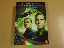 6-DISC DVD BOX / STAR TREK ENTERPRISE - SEIZOEN 4 / SEASON 4