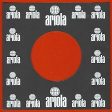 ARIOLA RECORDS - REPRODUCTION RECORD COMPANY SLEEVES - (pack of 10)