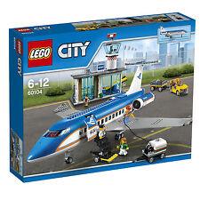 LEGO City Flughafen-Abfertigungshalle (60104)