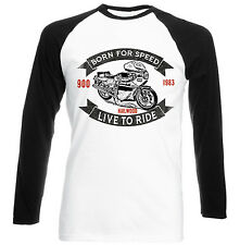 DUCATI 900 MIKE HAILWOOD 1 - NEW COTTON TSHIRT - ALL SIZES IN STOCK