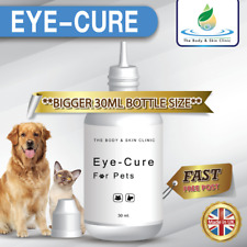 More details for eye drops for pets - bacterial, viral and fungal & infections - dogs, cats, all
