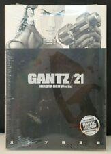 Gantz Volume 21 Hiroya Oku 2012 Paperback Dark Horse SEALED LOT A