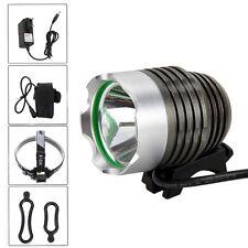 5000 lúmenes CREE XML T6 LED Cabeza lámpara luz bicicleta faro ciclismo Linterna