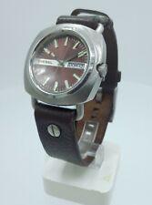 Diesel DZ2128 men's watch vintage look brown dial DZ-2128 10 ATM
