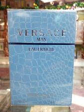 Versace Man Eau Fraiche 3.4 oz Men's Eau de Toilette NEW IN BOX