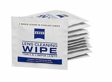 Zeiss Pre-moistened Health Care Lens Cleaning Wipes 200 Count