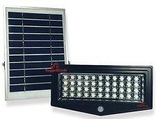 44 LED Solar Dusk to Dawn Outdoor Waterproof Street Lamp Garden Security Light