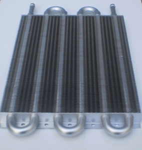 Auto Trans Heavy Duty Oil Cooler Kit suit V8 with fitting kit