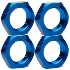 1:8 Wheel Nuts Blue 17 mm 6-kant Set of 4 partcore 310017