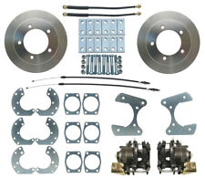 Ford 9 Inch Truck Rear Disc Brake Conversion Kit Pre 1987 Ford F100 F150 Ranger