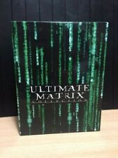 BLU-RAY ULTIMATE MATRIX COLLECTION COMPLETA MANCANTE BLU-RAY MATRIX REVOLUTION