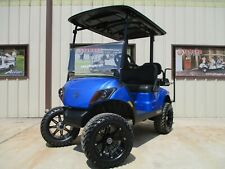 WE'RE OPEN!  2017 Yamaha Drive 2 Quietech EFI Gas Golf Car HOUSTON EZGo Club Car