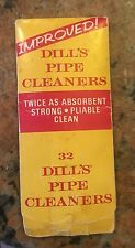 8 Dills Pipe Tobacco Cleaners