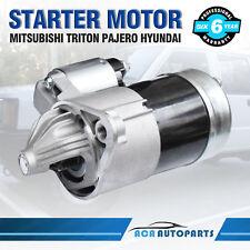 Starter Motor for Mitsubishi Triton ME MF MG MH MJ MK V6 6G72 3.0L Manual 88-08