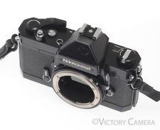 Nikon Nikkormat Black FT-3 Black Camera -New Seals-