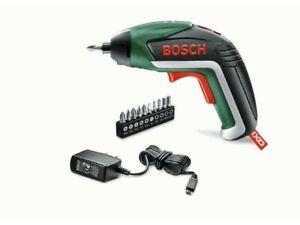 Bosch Akkuschrauber IXO V 3,6 V 1,5 Ah Bit Set Arbeitsleuchte Minischrauber