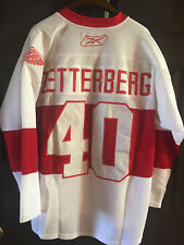 5d5536e96 Detroit Red Wings Zetterberg 2009 Winter Classic RBK CCM replica jersey