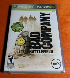 Battlefield Bad Company Microsoft Xbox 360 EA Electronic Arts DICE Teen