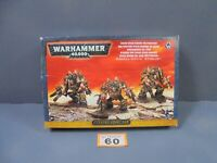 Warhammer 40,000 Chaos Space Marines Obliterator in box 60-313