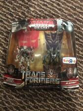 Transformers Titanium Die cast Rescue Ratchet and Blackout