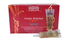 L'Oreal Nature Couleur Botanique Pre-Shampoo Protecting Oil 15 x 12 ml .41 oz