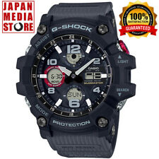 Casio G-SHOCK GWG-100-1A8JF MUDMASTER Atomic Radio Solar Watch GWG-100-1A8
