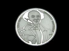 Schweiz-CH., 20 Franken, 1997 B, J. Gotthelf, Silber, orig. St.!