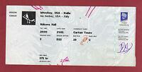 Orig.ticket   Olympic Games LILLEHAMMER 1994   Icehockey   USA - ITALY  !!  RARE