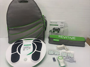 Revitive Circulation Booster I with Power Cord and Remote RMV Plus More Case