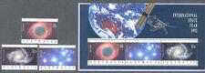 Australia-Space Year 1992 set & Min sheet mnh(1343-5 and 1346)