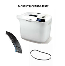 Morphy Richards Bread Maker Replacement ~ Drive Belt - Model - 48322