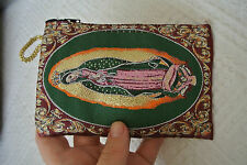 Lady Guadalupe La Virgen De Guadalupe Tapestry Wallet Purse Bag Free Shipping!