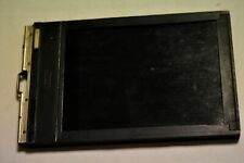 """5x7"""" wood film holder by Fidelity with slides"""