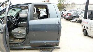 07 - 17 TOYOTA TUNDRA EXTENDED CAB 4 DOORS DRIVER/LEFT REAR DOOR OEM