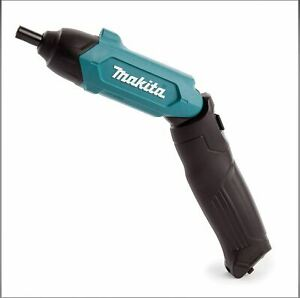 Makita DF001DW 3.6V 6W Cordless Screwdriver with Accessories, BRAND NEW UK STOCK