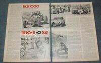 1973 Baja 1000 Vintage Off-Road Race Highlights Article