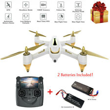 Hubsan X4 4CH 2.4G & 5.8G FPV 1080P Camera GPS Altitude Hold RC Drone Quadcopter